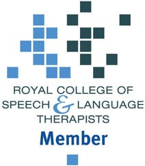 Sarah Gilks is a member of The Royal College of Speech & Language Therapists