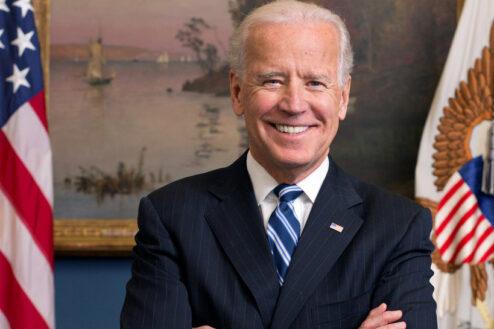 Joe Biden Portrait Photo